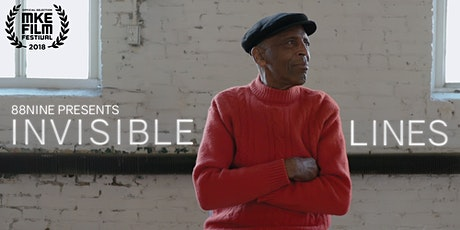 Invisible Lines Screening with Radio Milwaukee and Divided by Design MKE tickets