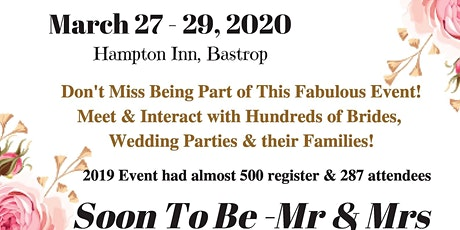 2020 Bastrop County Bridal Extravaganza tickets