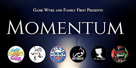 Momentum Fashion Show tickets