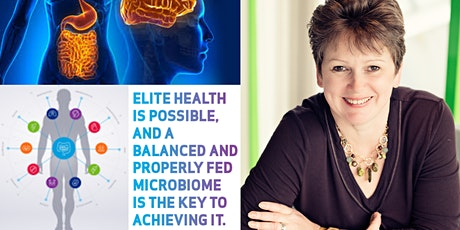 How to Improve your Health by understanding your Gut Microbiome tickets