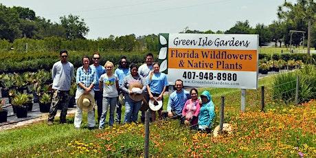 Green Isle Gardens field trip tickets