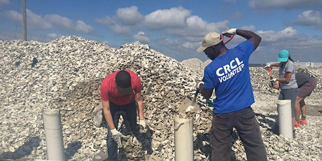 CANCELED - Oyster Shell Bagging Event - Coastal Louisiana Reef Restoration - Wednesday, April 22 - FSC Interactive and Public tickets