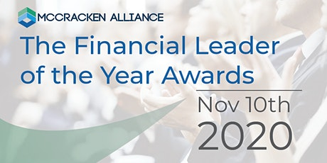 Financial Leader of the Year Awards tickets