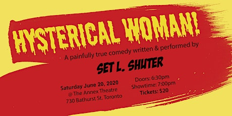 Hysterical Woman! tickets