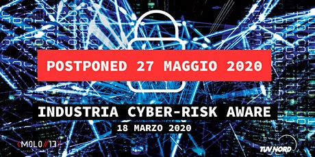 Industria Cyber-Risk Aware biglietti