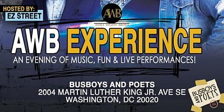 The AWB Experience - The official Installation Weekend Kickoff! tickets