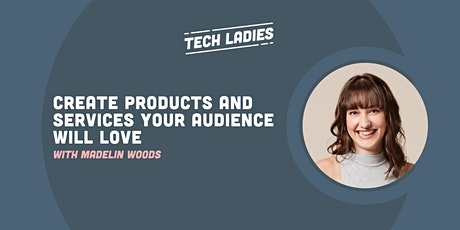 *Webinar* Create Products and Services Your Audience Will Love tickets