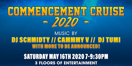 Commencement Cruise 2020 tickets