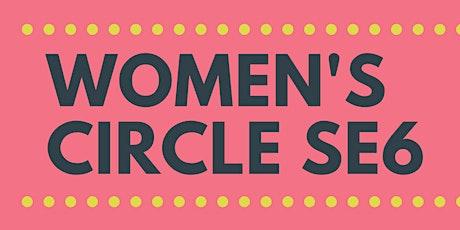 Women's Circle SE6 - Menstrual Cycle tickets