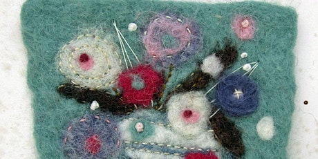 Needle Felting   Felted Pictures tickets