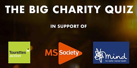 The Big Charity Quiz tickets