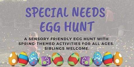 Special Needs Spring Egg Hunt tickets