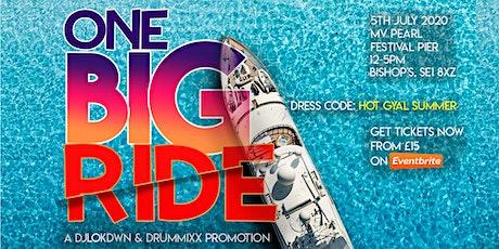 One Big Ride tickets