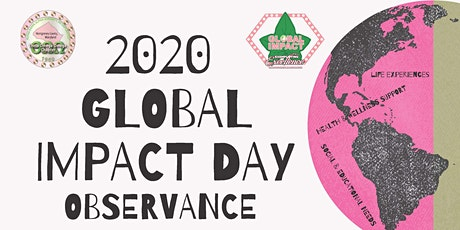 2020 Global Impact Day Observance tickets