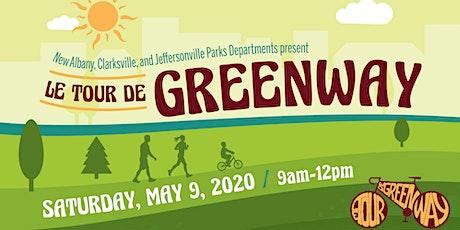 Le Tour de Greenway tickets