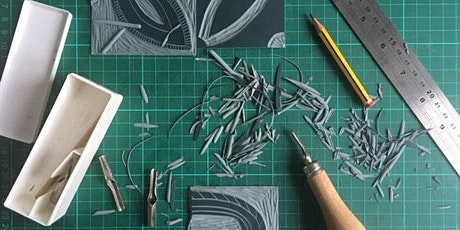 Family Workshop: Lino printing tickets