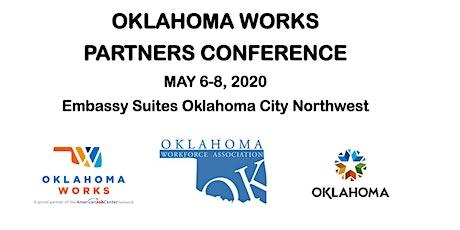 POSTPONED   Oklahoma Works Partners Conference Vendor Registration  tickets