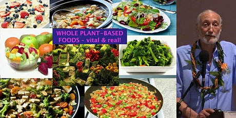 """Dr Klaper """" What I Wish I'd Learned in Medical School about Nutrition"""" tickets"""