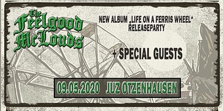 The Feelgood McLouds Release-Party Tickets