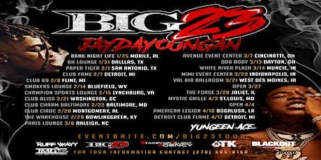 Big 23 Tour Detroit Stop (make up date) tickets