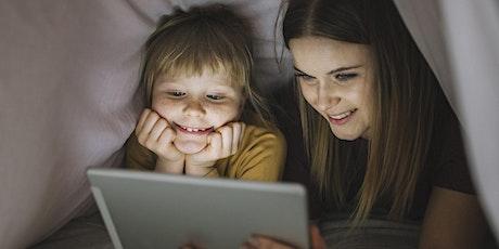 Genitori e figli: rischi e opportunità dei social network  biglietti