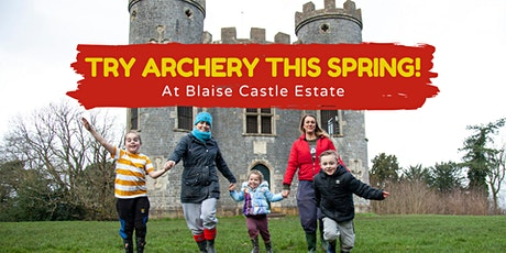 Try Archery at Blaise Castle Estate! tickets