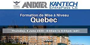 Québec - Formation de Mise à Niveau