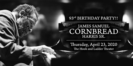 Cornbread's 93 1/2 B-Day Party! (Rescheduled) tickets