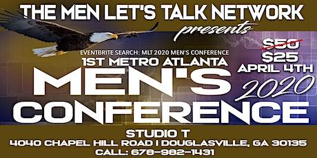 1st Metro Atlanta Men's Conference  tickets