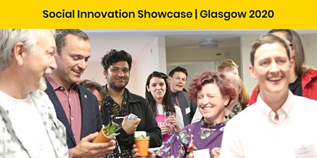 CANCELLED | Social Innovation Showcase | Glasgow 2020  tickets