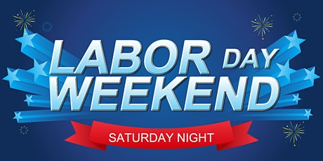 LABOR DAY WEEKEND BOOZE CRUISE - Jewel tickets