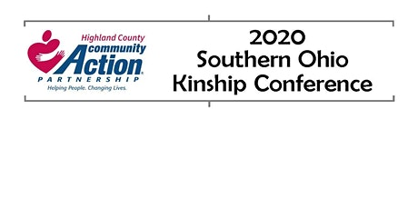 2020 Southern Ohio Kinship Conference tickets