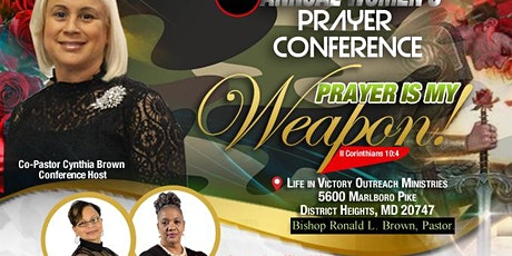 11th Annual LIV Women's Prayer Conference tickets