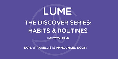 Discover: Habits & Routines tickets