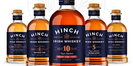 Drams for Fams Whiskey Masterclass - Hinch Distillery with Michael Morris tickets