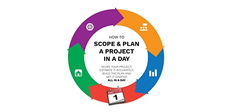 How to Scope and Plan a Project in a Day tickets