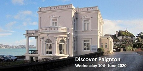 Discover Paignton Business Event - POSTPONED tickets