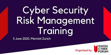 Practical Training in Cybersecurity Risk Management tickets