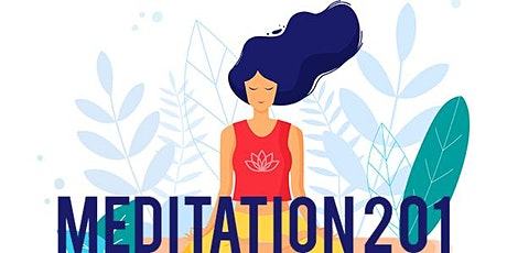Meditation 201: Four-week Series tickets