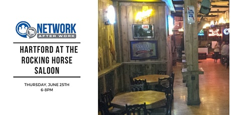Network After Work Hartford at The Rocking Horse Saloon tickets