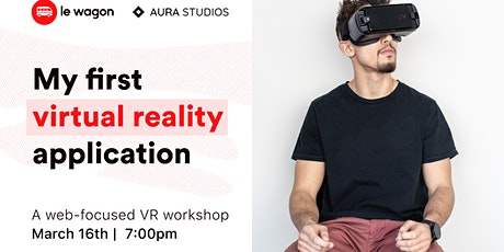 My first virtual reality application tickets