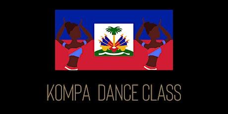 Kompa Dance Class tickets