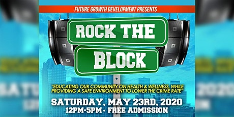 Rock The Block tickets