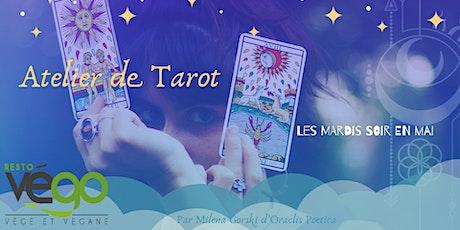 Atelier de Tarot : de la Théorie à la Pratique billets