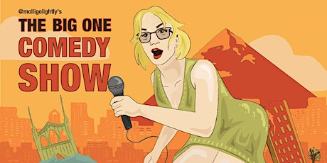 The Big One: Happy Hour Patio Comedy tickets