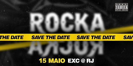 Ϟ ROCKA ROCKA 2020 ϟ RIO ingressos