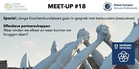 Meet-up #18 | Global Compact NL | Jong en oud bridging the .... gap? tickets