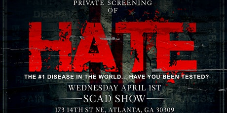 HATE! The Movie Private Screening tickets