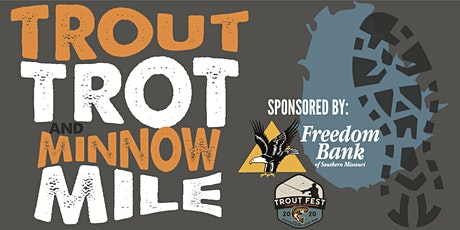 Trout Trot 5k and Minnow Mile tickets
