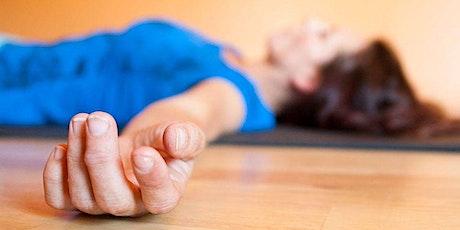 Gentle Yoga with David Morgan tickets